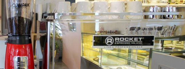 로켓 커피 머신 설치된 거래처 Ⅲ