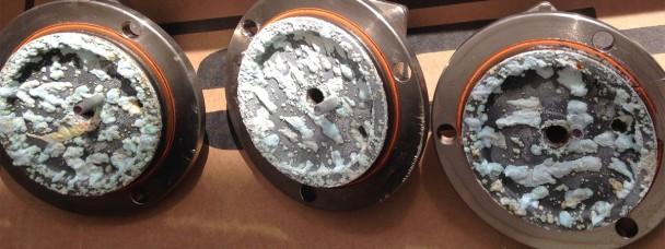 에스프레소 머신 그룹헤드 청소, A/S