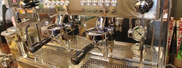 로켓 커피 머신   판매 / 설치된 거래처 Ⅵ