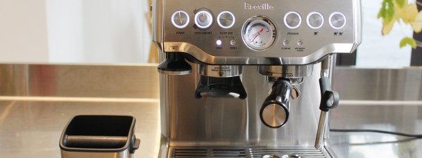 Breville the Barista Express™ BES870