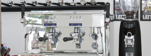ROCKET R8  커피머신 세팅